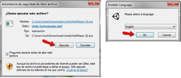 unity web player last version